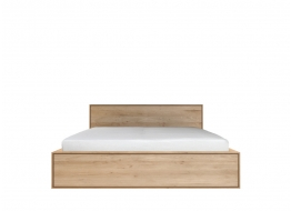 Nordic II Bed with Storage