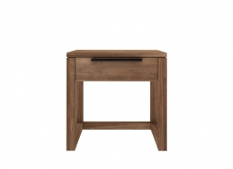 Light Frame Nightstand