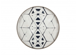 Tribal Hexagon Tray