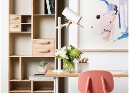 Pirouette Book Rack
