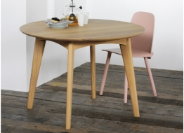 Osso Round Dining Table