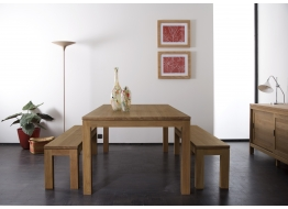 Straight Dining Table
